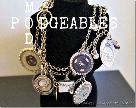 Mod Podgeables Necklace