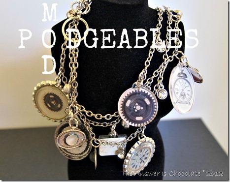 Mod Podgeables Necklace
