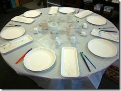 Painting Setup