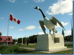 7896 Ontario Trans-Canada Hwy 17 - Wawa Tourist Information Centre - Wawa Goose