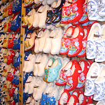 lots of dutch clogs in Zaandam, Noord Holland, Netherlands