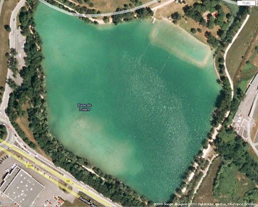 Lac de Rumilly (Haute-Savoie)