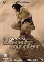 P00007 - Gunnm Last Order Tomo #7