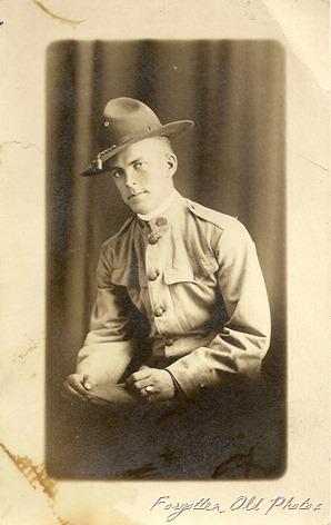 Postcard WWI