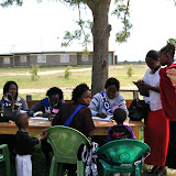 the organizers:  ladies of the Narok and Ewaso Ng'iro congregations of the Community Christian Church