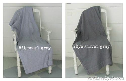gray dyes
