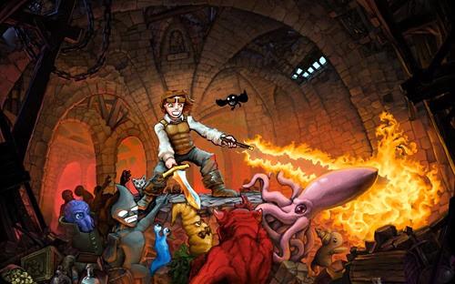 Dungeons of Dredmor6