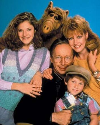 Alf, o ETeimoso - 1ª temporada