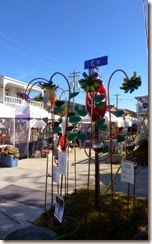 Displays at the Seafood Festival