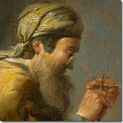 oriental-writer-cutting-his-pen-40