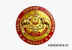 Kerala PSC Sub Inspector Police 2014 Syllabus