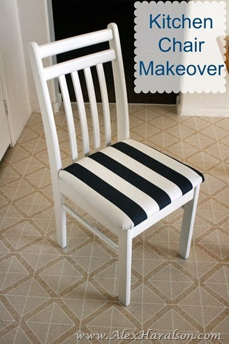 Kitchen Chair Redo8