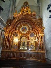 2014.09.11-025 horloge astronomique dans la cathédrale Saint-Pierre