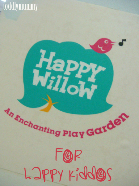 Happy Willow cover