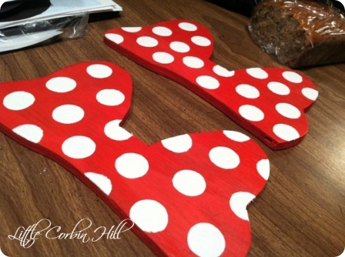 minnie mouse bows