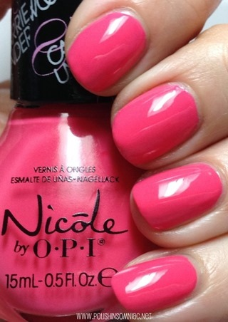 Nicole by OPI Color My Country