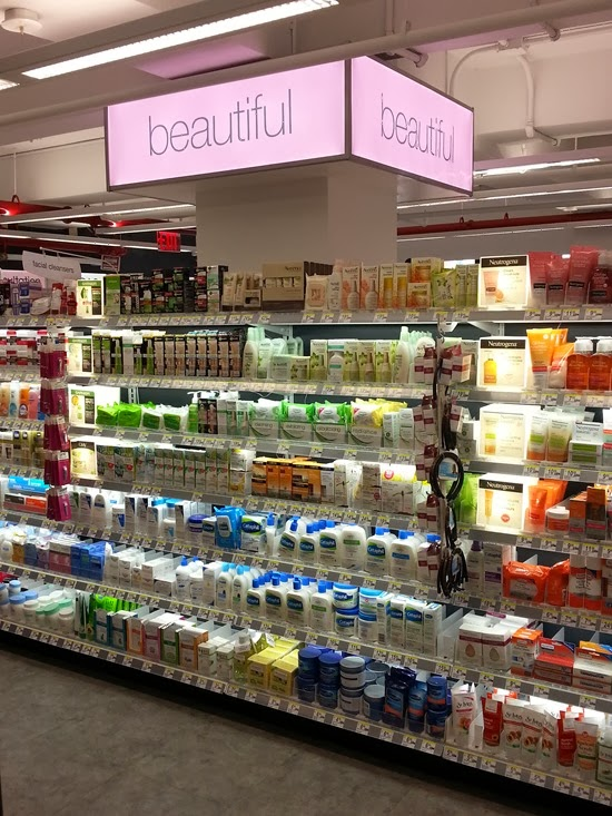 Expanded Beauty At Walgreens Flagship Union Square NYC #shop #cbias