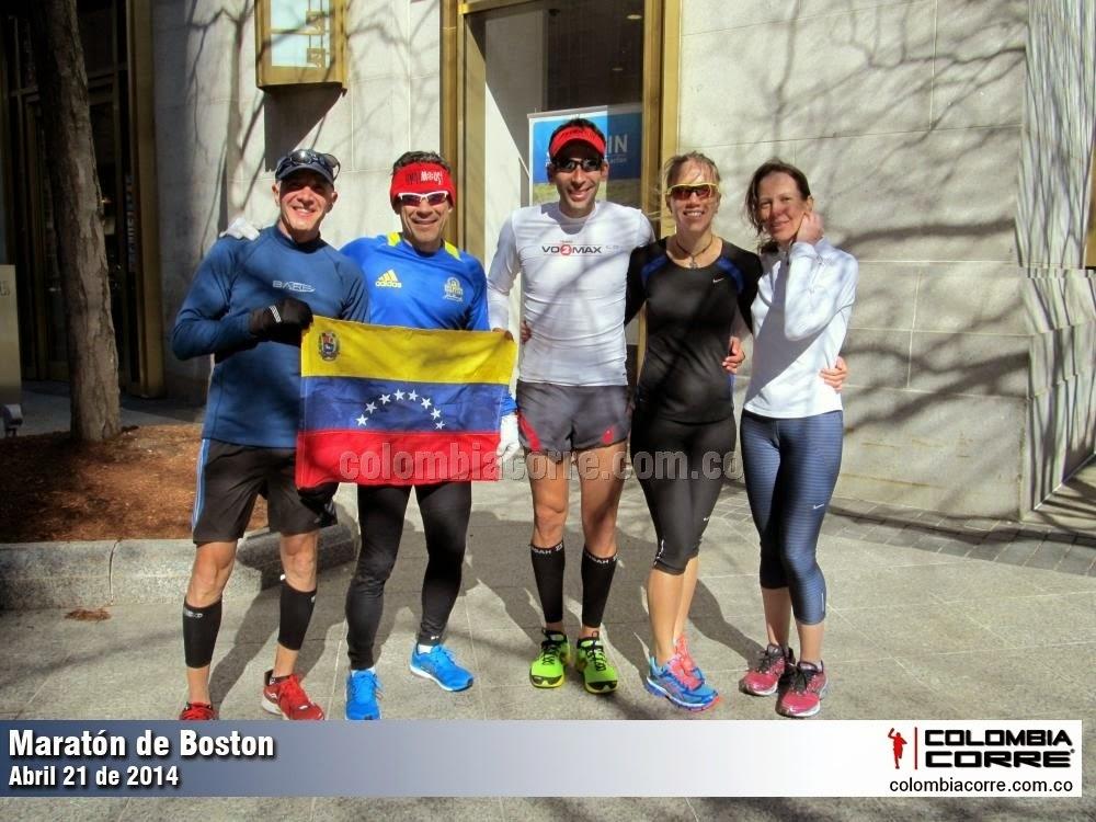 maraton de boston 2014
