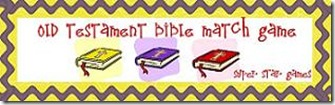 bible match game