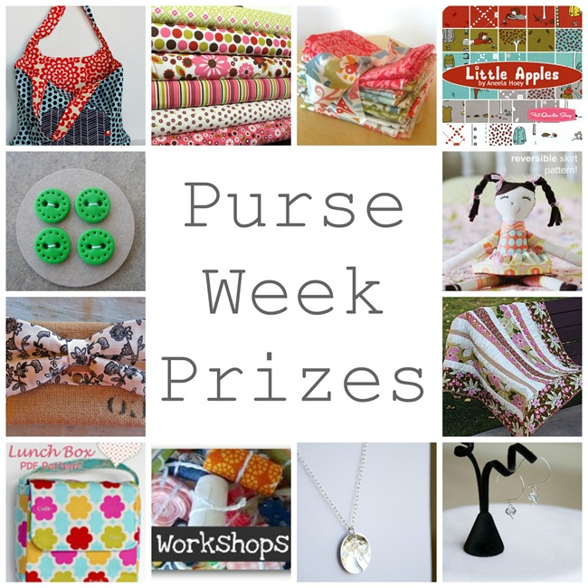 purse week prizes