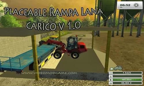 Placeable-Rampa-Lana-carico-v-1.0