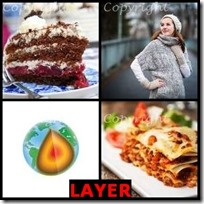 LAYER- 4 Pics 1 Word Answers 3 Letters
