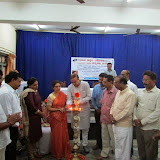 Free Eye Camp @ Hombegowda Nagar 20-09-2013