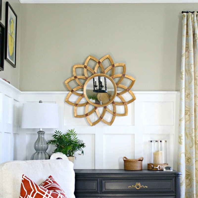 Family room details and sources