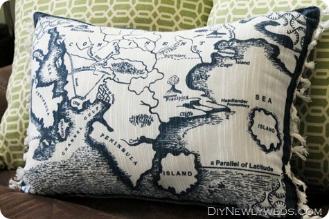 antique-map-pillow