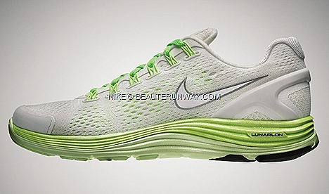 NIKE LUNARGLIDE PLUS 4 MEN WOMEN RUNNING SHOES lunarlon cushioning foam support system ultra light resistant, performance design Nike  dynamic  Flywire  technology Nike  Running Apps innovation 2012 fall winter trend performance