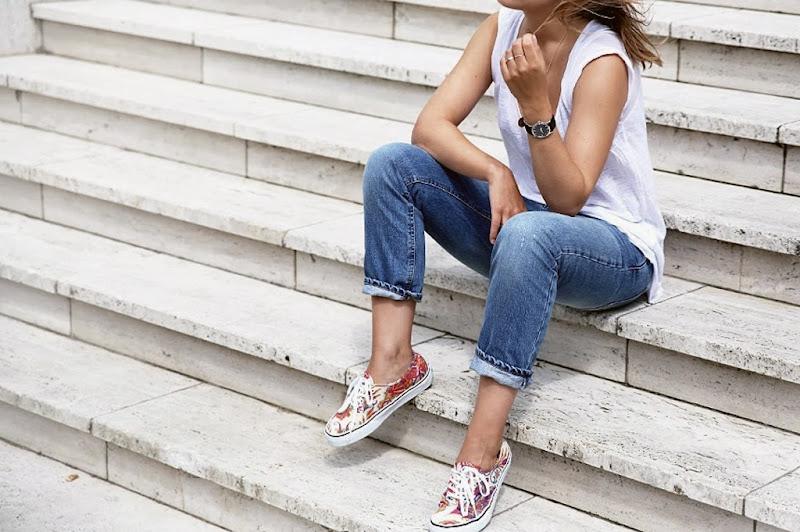Vans, Vans sneakers, Vans streetstyle, vans street style, fashion blogger, vans fashion blogger, sneakers must-have, must-have, scarpe da ginnastica vans