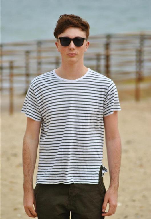 Vintage Stripe T-Shirt, £18.00, Jukebox