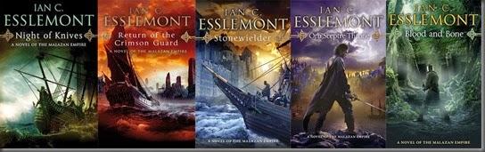 Esslemont-Malazan-1to5