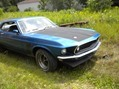 1969 Ford Boss 302 Mustang Fastback-8