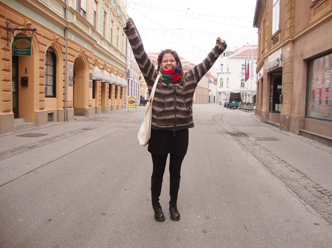 happy Maja