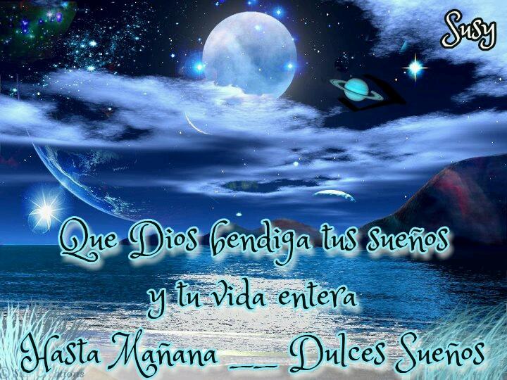 DILO CON FLORES Y TARJETAS: buenas noches