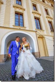 Свадьба в замке Орлик и Праге - фотографии