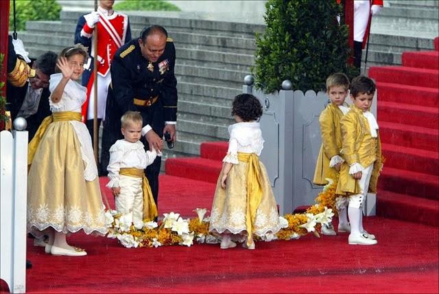 Los-Principes-de-Asturias-celebran-su-decimo-aniversario-de-bodam
