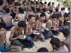Rohingya Refugees Thailand