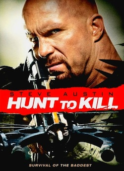 Hunt to<br />kill poster