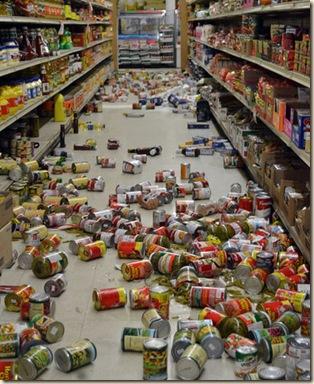 California Quakes