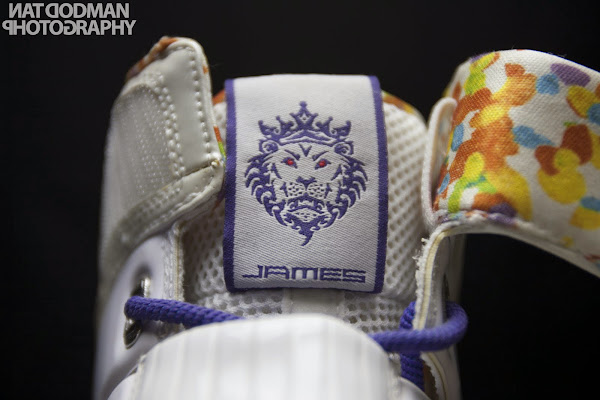 TBT Nike Zoom LeBron IV Fruity Pebbles Ultimate Gallery