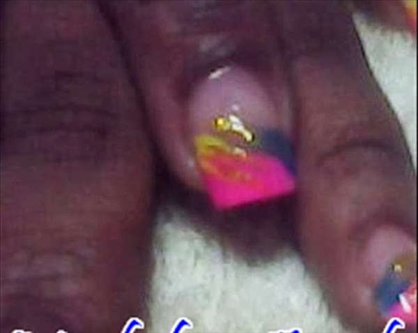 how to make creative nail design how to make a nail design