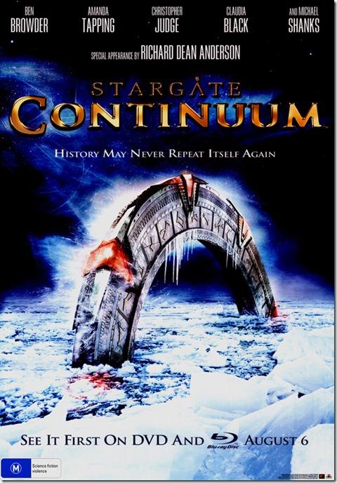 ดูหนังออนไลน์ Stargate Continuum สตาร์เกท ข้ามมิติทะลุจักรวาล [HD Youtube]