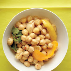 Citrus-Herb Chickpeas