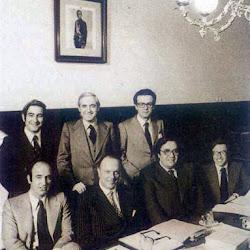 Los padres de la Constitución española de 1978