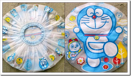 Showercop Doraemon