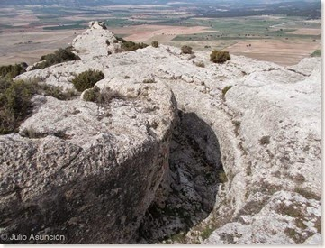 El Camino Hondo - poblado ibérico del Castellar de Meca