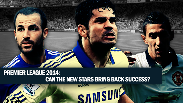 Premier League 2014 Can the New Stars Bring Back Success