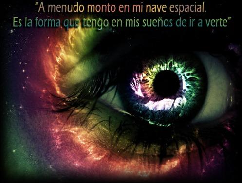 universo en tus ojos